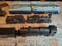 Brass Steam Engine Service / Basic Service. Plan $155.00