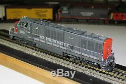 Brass UTI SP Krauss Maffei ML4000 #9010 HO DCC Ready With Wood Presentation Case