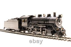 Broadway Limited 2-8-0 Unlettered Paragon 3 with DCC Sound and Smoke