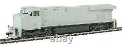 Broadway Limited 2823 HO Undecorated GE ES44AC Diesel Loco Paragon3 Sound/DC/DCC