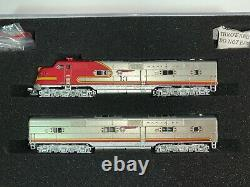 Broadway Limited 3582 EMD E6 A/B Set ATSF #13L/13A Paragon 3 Sound/DC/DCC