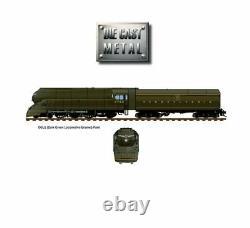 Broadway Limited 4434 HO PRR K4s Streamlined Steam Locomotive withSound/DCC #3768