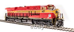 Broadway Limited 5867 Ho Florida East Coast Es44ac Dcc, Sound, Smoke Rd # 816