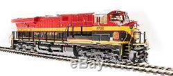 Broadway Limited 5870 HO KCS GE ES44C4 Diesel Locomotive Sound/DCC #4786