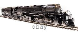 Broadway Limited 6507, HO, UP Big Boy #4014 Promontory Excursion, DCC & Sound
