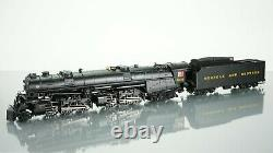 Broadway Limited BLI 2-6-6-4 Class A Norfolk & Western N&W DCC withParagon3 HO