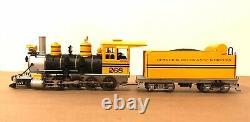 Broadway Limited Blueline On30 D&rgw C16 2-8-0 Locomotive & Tender DCC Sound