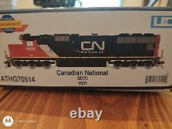 Canadian National/IC SD70 HO Athearn ATHG7054 DC/DCC READY