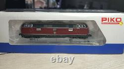 Diesellok BR 221 der DB DCC/Sound digital von Piko. Neu in OVP. Artnr. 40501