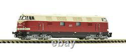 Fleischmann N 721472 Diesellok BR 228 der DR DCC Digital + Sound NEU + OVP