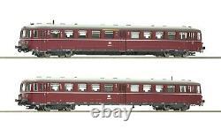 Fleischmann N 740170 Akkutriebwagen BR 515 d. DB DCC Digital + Sound NEU + OVP
