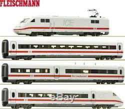 Fleischmann N 931884-1 Triebzug ICE 2 der DB AG 4-teilig DCC Digital- NEU