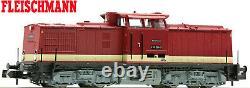 Fleischmann N 931892-1 Diesellok BR 110 306-8 der DR DCC Digital NEU + OVP