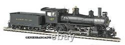 HO 4-6-0 BALTIMORE & OHIO DCC READY Locomotive BACHMANN New 52202