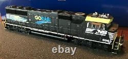HO Athearn Genesis Norfolk Southern SD60E GoRail #6963 DCC/Tsunami 2 Sound