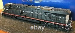 HO Athearn Genesis Southern Pacific SP Black Widow ES44AC #796 DCC Ready NIB