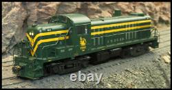 HO Atlas Central Railroad of New Jersey (CNJ) RS3 Silver Series with DCC