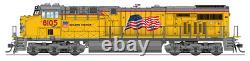 HO Broadway Limited ES44AC UNION PACIFIC #8105 Paragon 3 DCC & Sound Item #5874
