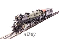 HO Great Northern S-2 4-8-4 2575 Paragon3 Sound/DCC 5640 BROADWAY LIMITED