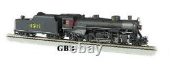 HO SOUTHERN 2-8-2 DCC READY WithLONG TENDER Bachmann New in Box 54403