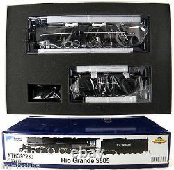 HO Scale 4-6-6-4 Challenger withDCC & Sound Rio Grande #3805 Athearn #G97230