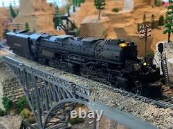 HO Scale Athearn Genesis Big Boy 4-8-8-4 Steam Locomotive DCC with Tsunami Sound