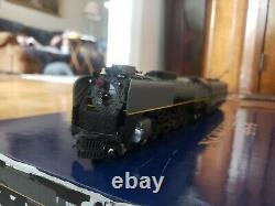 HO Scale Athearn Genesis Union Pacific FEF-3 8444 With DCC and Tsunami Sound