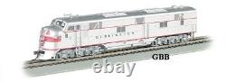 HO Scale CB&Q E7-A DCC & SOUND EQUIPPED Locomotive Bachmann New 66603