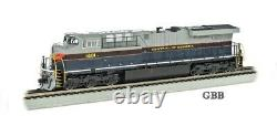 HO Scale CENTRAL OF GEORGIA ES44AC DCC & SOUND Equipped Locomotive New 65401