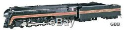 HO Scale NORFOLK & WESTERN (N&W) CLASS J 4-8-4 DCC & SOUND Equipped Loco 53202