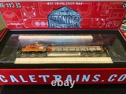 HO ScaleTrains Rivet Counter BNSF C44-9W with DCC / Sound