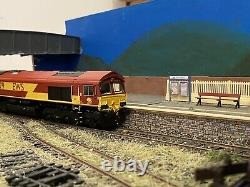 Hattons Class 66 No. 66079 H4-66-002-D EWS Livery DCC Fitted OO Gauge