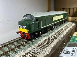 Heljan O gauge Class 45 Peak Green with grey roof DCC fitted