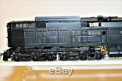 Ho Brass Division Point 2019 N&w Jawn Henry Te-1 Steam Turbine Dc/dcc/snd 03/30