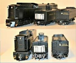Ho Brass Division Point 2019 N&w Jawn Henry Te-1 Steam Turbine Dc/dcc/snd 26/30