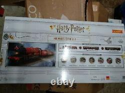 Hornby Hogwarts Express R1234 Train Sett 00 Gauge Harry Potter DCC Ready