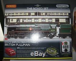 Hornby R1073 00 DCC Gauge British Pullman Venice Simplon Orient Express Trainset