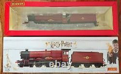 Hornby R3804 Harry Potter Hogwarts Castle Locomotive No. 5972 DCC Ready NEW