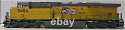 INTERMOUNTAIN 49701S-07 ES44AC LOCOMOTIVE UNION PACIFIC WithDCC/SOUND HO SCALE