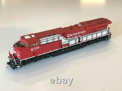 InterMountain Canadian Pacific ES44AC Locomotive with Sound. CP 8726
