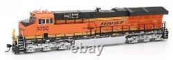 InterMountain HO 497101(S) BNSF New Image ET44C4 Tier 4 Locomotive