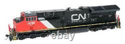 Intermountain HO-Scale GE EF-644T Tier 4 Diesel Loco (DCC) Canadian National/CN