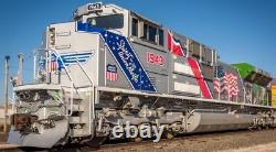KATO 1761943DCC N SD70ACe Union Pacific Spirit of the UP #1943 176-1943 -DCC