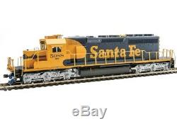 Kato 37-6617 HO Scale EMD SD40-2 Mid-Production SF #5088 DCC Ready Locomotive