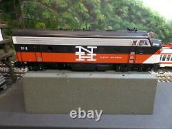 LGB 28570 NEW HAVEN F-7 WithESU DCC V4.0 XL DECODER WithSOUND & LED LIGHTS