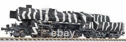 Liliput 131524 Br 52 3109, Winter-Camouflage, WWII DRG HO Scale DCC Ready