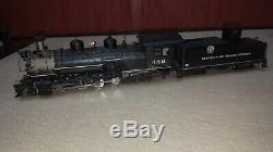 MMI MOUNTAIN MODEL IMPORTS On3 K36 #486 with BLACK BOILER (DCC) USED IN ORIG. BOX