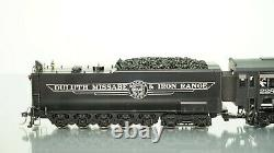 MTH 2-8-8-4 M4 Yellowstone Duluth Missabe & Iron Range 228 DCC withSound HO scale