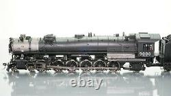 MTH 4-12-2 Union Pacific 9000 DCC withSound/Smoke HO scale