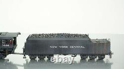 MTH 4-8-2 L-3A New York Central NYC WEATHERED DCC withSound HO scale
